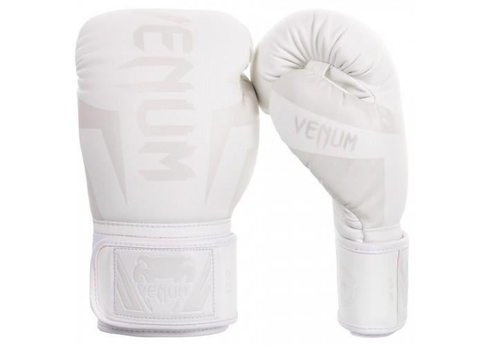 Боксерские перчатки Venum Elite Boxing Gloves Ice
