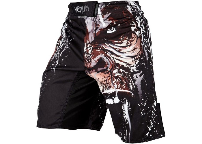 Шорты для MMA Venum Gorilla Fightshorts Black