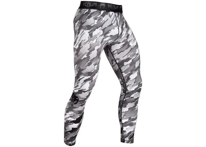 Компрессионные штаны Venum Tecmo Spats Grey