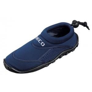 Тапочки для серфинга и плавания детские BECO 92171 7 тёмно-синий