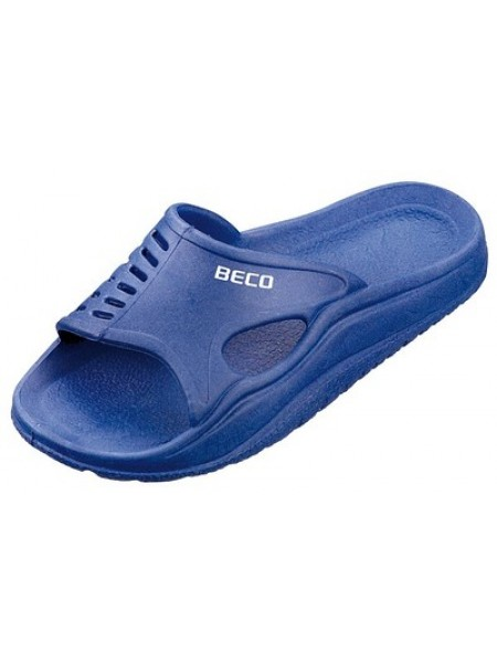 Тапочки детские BECO 9241 6 синий
