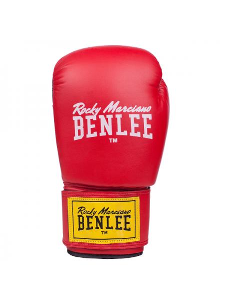 Боксерские перчатки BENLEE RODNEY (red/blk)
