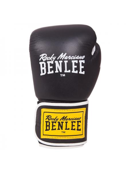 Боксерские перчатки BENLEE TOUGH (blk)