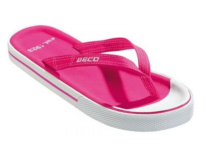 Вьетнамки женские BECO 90304 4 розовый