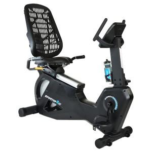 Горизонтальный велотренажер для дома Sportop R60