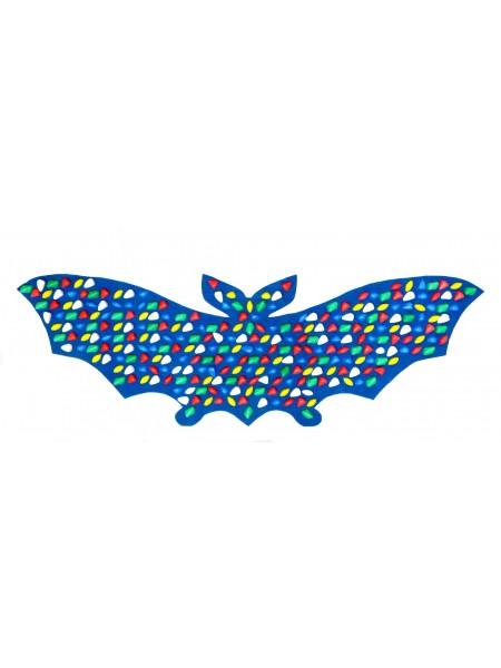 Коврик-дорожка массажный Летучая Мышь (143*50 см)