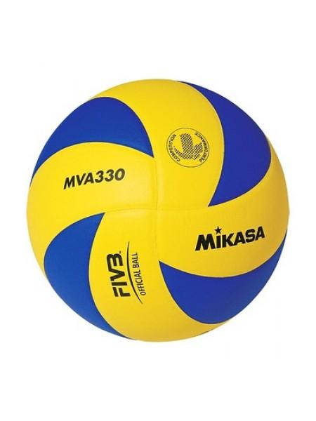 Мяч в/б Mikasa MVА 330 FIVB Official синт/кожа