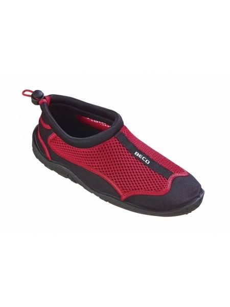 Тапочки для серфинга и плавания BECO 90661 50 красный / черный