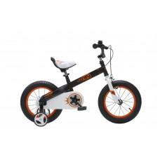"""Велосипед RoyalBaby HONEY 16"""", черный"""
