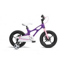 "Велосипед RoyalBaby SPACE SHUTTLE 14"", фиолетовый"