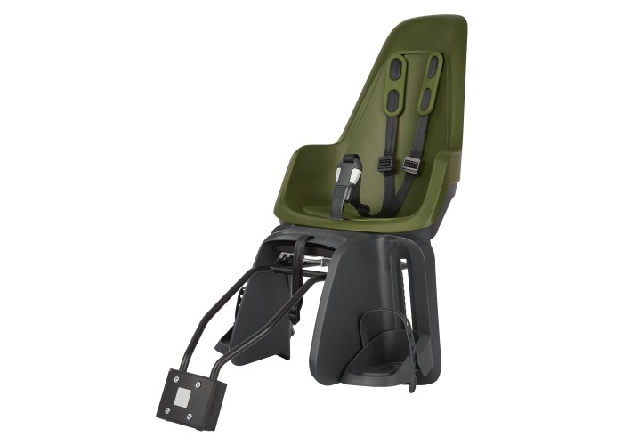 Детское велокресло Bobike Maxi ONE / Olive green