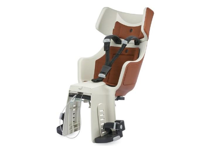 Детское кресло Bobike Seat Exclusive Tour Plus Frame Safari chic with LED safarichik