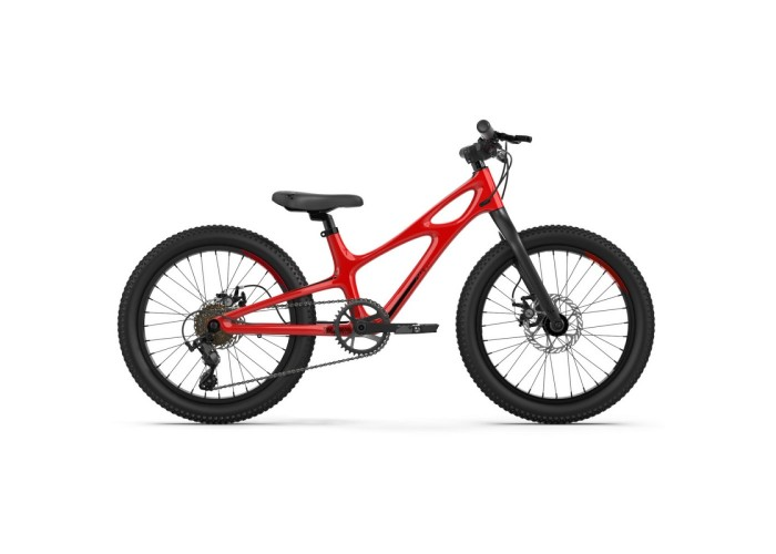 """Велосипед RoyalBaby SPACE SHUTTLE 14"""", OFFICIAL UA, красный"""
