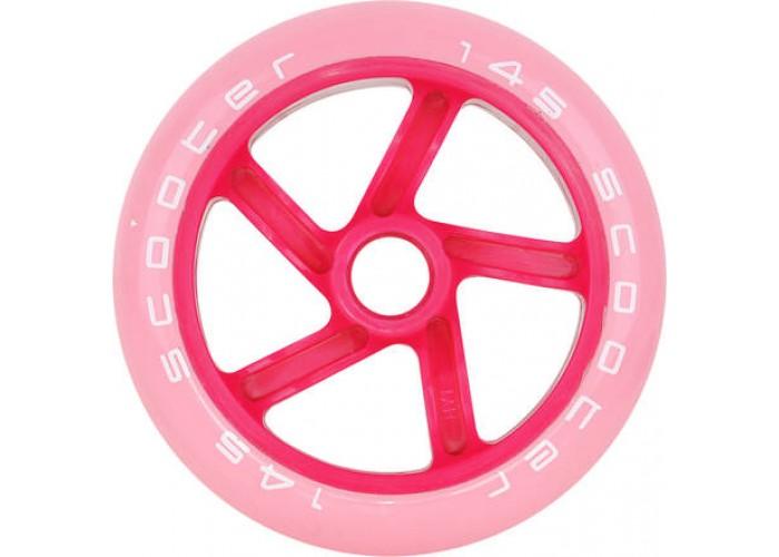 Колесо для самоката Tempish PU 87A 145x30/pink