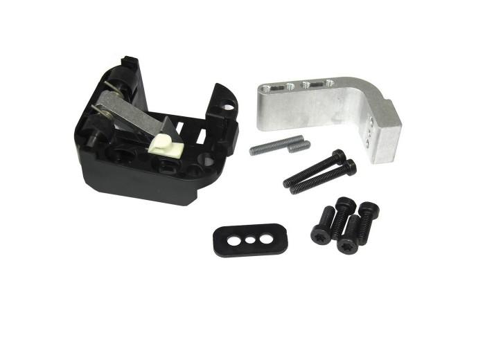 Крепление интегрированной батареи Haibike, PowerTube Lock Side Kit