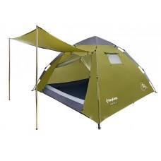 Палатка KingCamp Monza 3 (KT3094) (apple green)