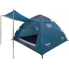 Палатка KingCamp Monza 3 (KT3094) (cyan)