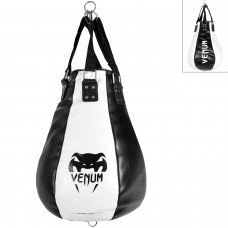 Боксерский мешок Venum Classic Upper Cut Training Bag Black White