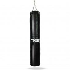 Мешок боксерский с цепью Thor (ременная кожа ) 180x35cm