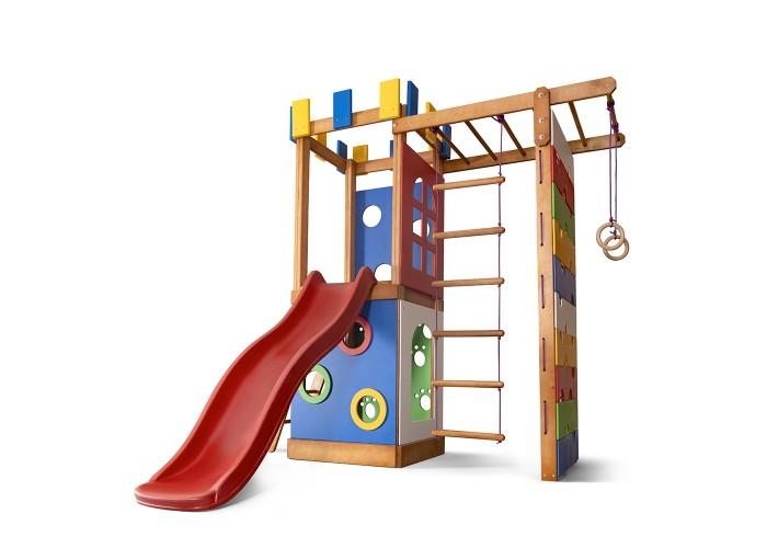 Детский игровой комплекс для дома Babyland-16