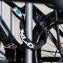 Велозамок XLC Cosa Nostra Plus Ø 10мм/1,000мм, 9 ур