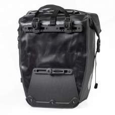 Комплект водонепроницаемых сумок XLC (2 шт), 21x18x46см, черный