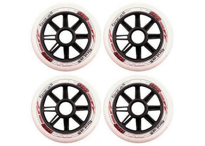 Колеса для роликов Botas In-Line Stratos 100 (4 шт)