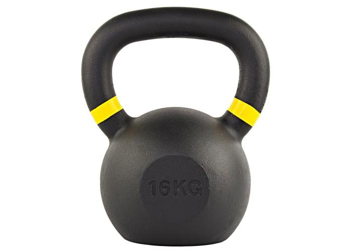 Гиря для кроссфита Stein Premium /черная 16 кг.