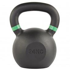 Гиря для кроссфита Stein Premium /черная 24 кг.