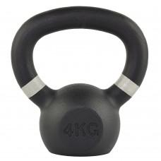 Гиря для кроссфита Stein Premium /черная 4 кг.