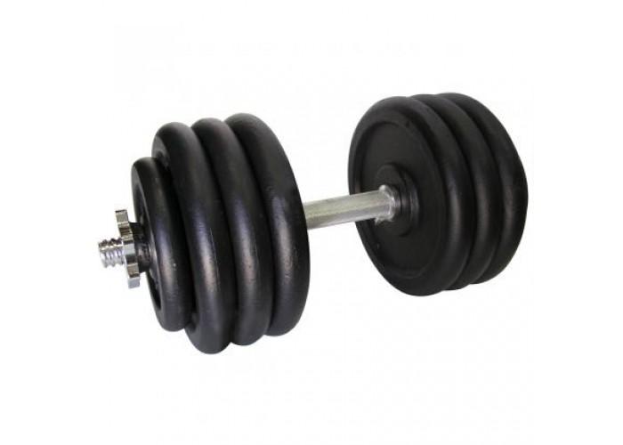 Гантель наборная Newt 36 кг