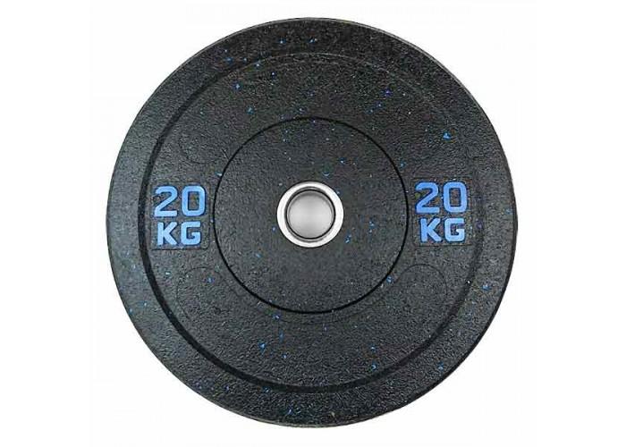 Бамперный диск для штанги Stein Hi-Temp 20 кг