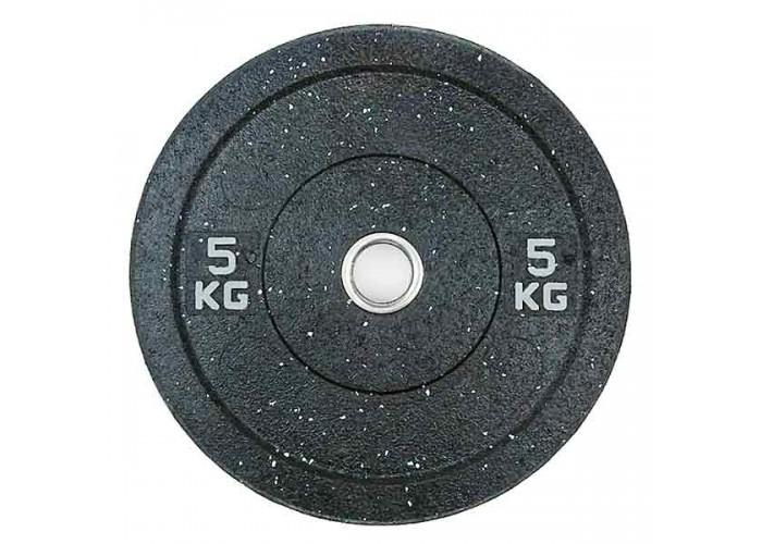 Бамперный диск для штанги Stein Hi-Temp 5 кг