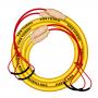 Инерционная резина желтая Inertia Wave DUO /Neon Yellow
