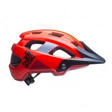 Шлем Urge AllTrail красный S/M, 54-57 см