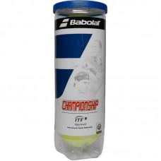 Теннисные мячи Babolat Championship 3ball