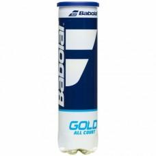Мячи для большого тенниса Babolat Gold All Court x4 ball