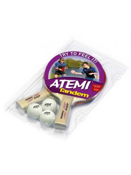Набор настольного тенниса ATEMI TANDEM