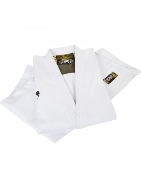 Кимоно для каратэ Venum Elite Absolute Karate Gi White (155 рост)