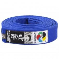 Пояс для каратэ Venum Karate Belt Blue