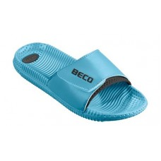 Тапочки массажные BECO 90319 66 бирюза