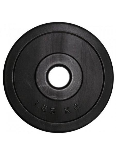Диск  гантельный композитный в пластиковой оболочке Newt Rock Pro 1,25 кг