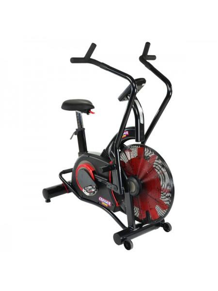 Профессиональный велотренажер Air bike Sportop CB700