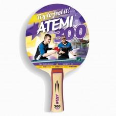 Ракетка для настольного тенниса ATEMI 300 С