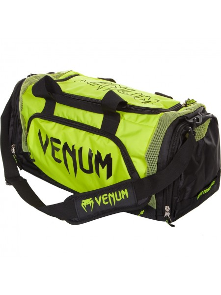 Сумка Venum Trainer Lite Sport Bag Black Yellow