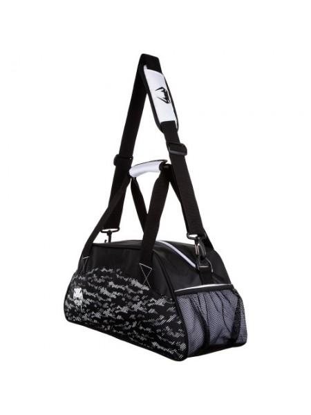 Сумка Venum Camoline Sport Bag Black White