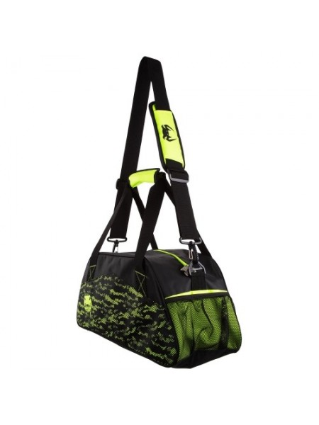 Сумка Venum Camoline Sport Bag Black Yellow