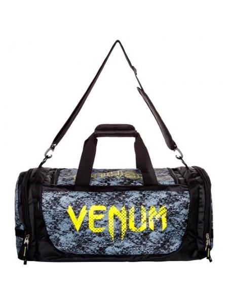 Сумка Venum Tramo Sport Bag Black Yellow