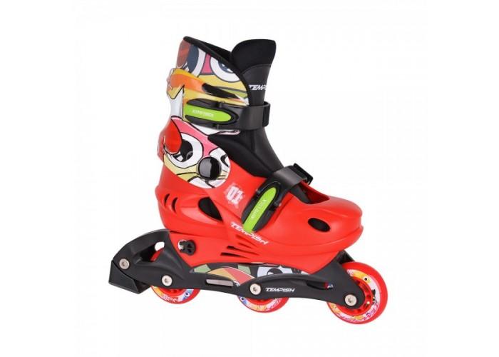 Детские раздвижные роликовые коньки Tempish Monster Baby skate (комплект)