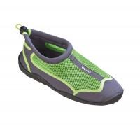 Тапочки для серфинга и плавания BECO 90661 118 серо/зеленый